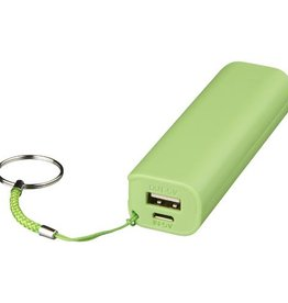 Powerbank bedrukken Span powerbank 1200 mAh