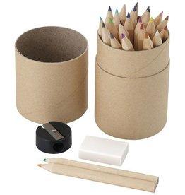 Kleurpotlood bedrukken 26 Delige potlodenset