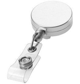 Sleutelhangers relatiegeschenk Aspen rollerclip
