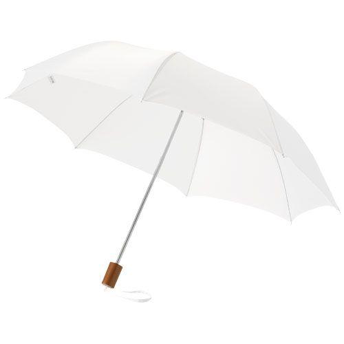 Opvouwbare paraplu bedrukken 20'' Oho 2 sectie opvouwbare paraplu 10905802