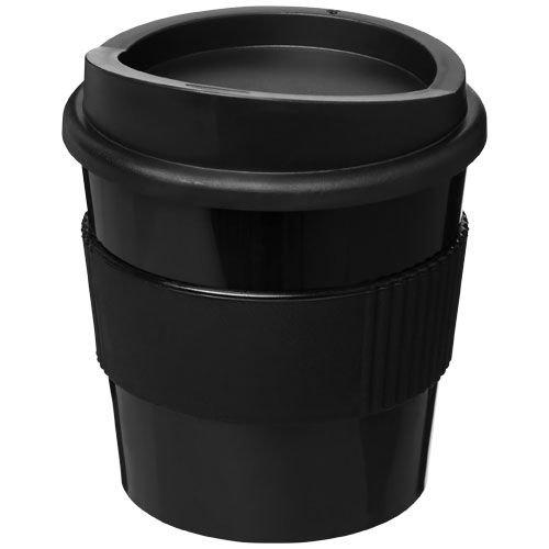 Thermo mok bedrukken Americano® primo 250 ml beker met grip 21001000