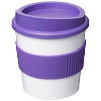 Thermosbeker bedrukken als relatiegeschenk Americano® primo 250 ml beker met grip