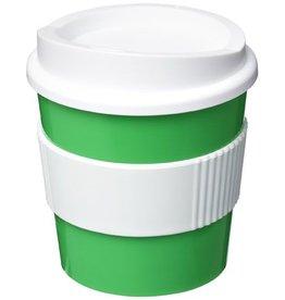 Thermosbeker bedrukken Americano® primo 250 ml beker met grip