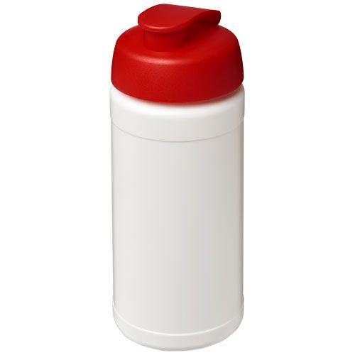 Waterflessen bedrukken Baseline® Plus 500 ml sportfles met flipcapdeksel 21006800