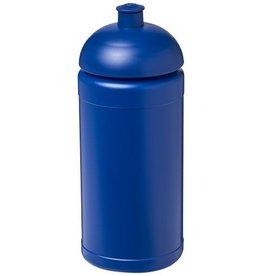 Waterfles bedrukken Baseline® Plus 500 ml bidon met koepeldeksel