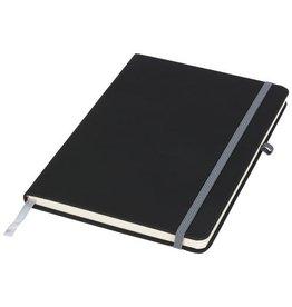 Notitieboekjes bedrukken als relatiegeschenk Notitieboek noir medium