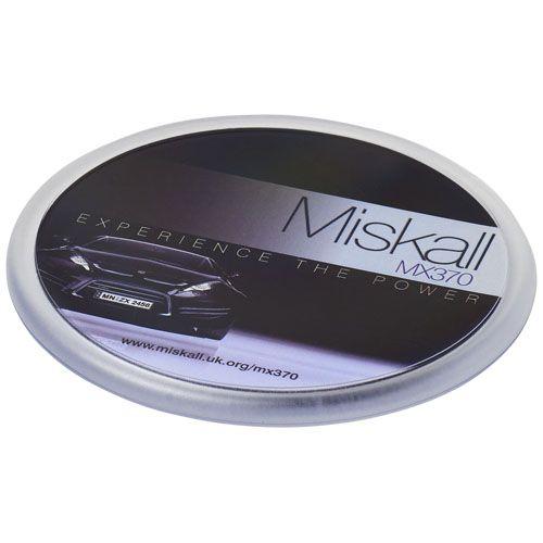 Keukenspullen bedrukken Ellison ronde kunststof onderzetter met papieren inlay 21051400