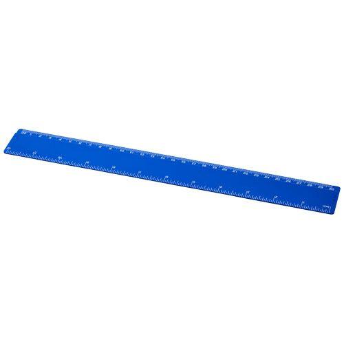Kantoorartikelen bedrukken Renzo 30 cm kunststof liniaal 21053500