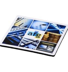 Keukenspullen bedrukken Q Mat® vierkante onderzetter