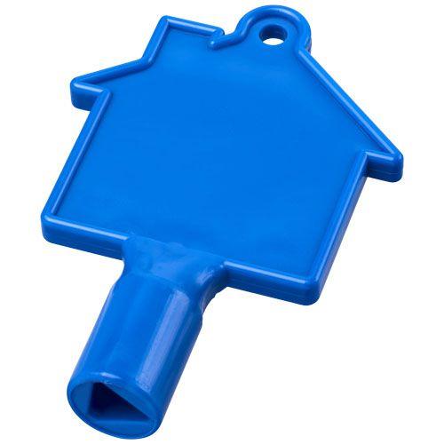 Gereedschap en multitools bedrukken Maximilian huisvormige meterbox-sleutel 21082300