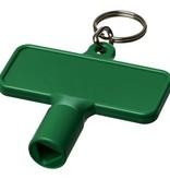 Gereedschap en multitools bedrukken Maximilian rechthoekige hulpsleutel sleutelhanger 21087001
