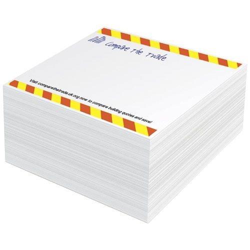 Memoblokken bedrukken Block-Mate® 1C klein memoblok 21221000