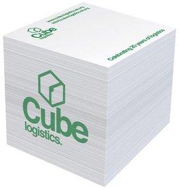 Memoblokken bedrukken Block-Mate 4A groot memoblok