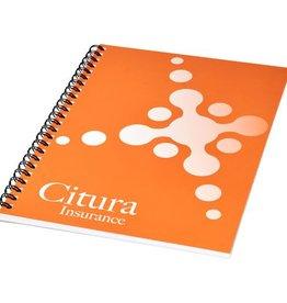 Notitieboekjes Desk-Mate® A5 notitieboek met synthetische omslag