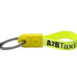 Sleutelhangers bedrukken Ad-Loop ® Mini sleutelhanger
