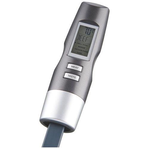 Barbecue geschenken bedrukken Wells digitale vork thermometer 13002300