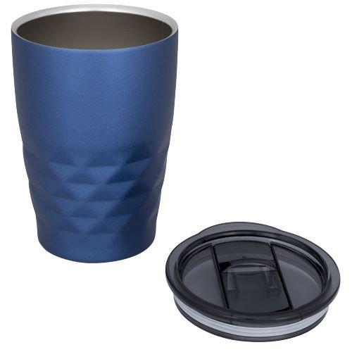Thermo mok bedrukken Geo koper vacuüm geïsoleerde drinkbeker 10045500