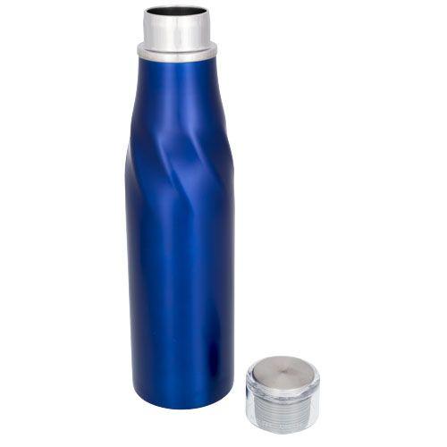 Thermosflessen bedrukken Hugo koper vacuüm geïsoleerde zelfsluitende thermosfles 10052100