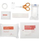 EHBO geschenken bedrukken 16 delige EHBO kit 12601100