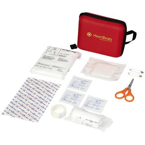 EHBO geschenken relatiegeschenk 16 delige EHBO kit
