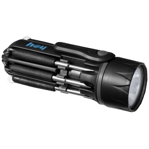Zaklampen Spidey 8 in 1 schroevendraaier met zaklamp 13402900