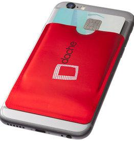 RFID Relatiegeschenk RFID kaarthouder voor smartphone