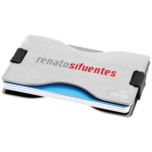 RFID Relatiegeschenk  bedrukken Adventurer RFID pashouder 13004000