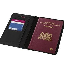 RFID Relatiegeschenk  bedrukken Odyssey RFID paspoorthoesje