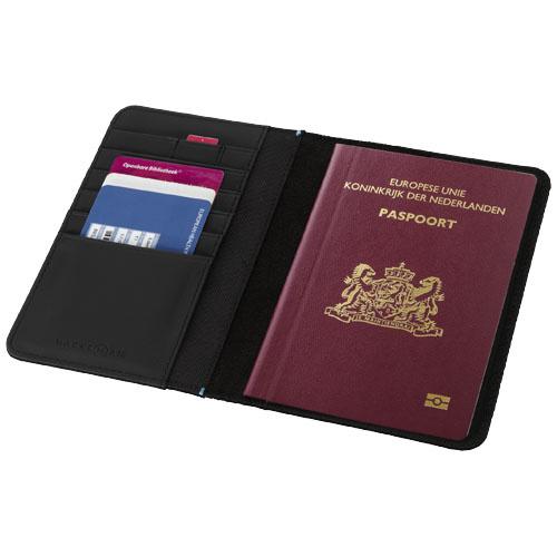 RFID Relatiegeschenk  bedrukken Odyssey RFID paspoorthoesje 11971300