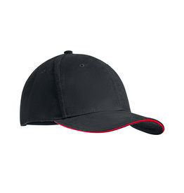 Caps bedrukken Brushed cotton basebal cap MO9644