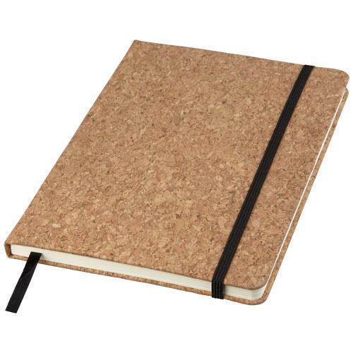 Notitieboekjes bedrukken Napa A5 kurken notitieboek 10730600
