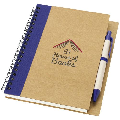 Notitieboekjes bedrukken Priestly A5-formaat notitieboek met pen 10626800