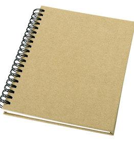 Notitieboekjes bedrukken Mendel A6 notitieboek - 10612200