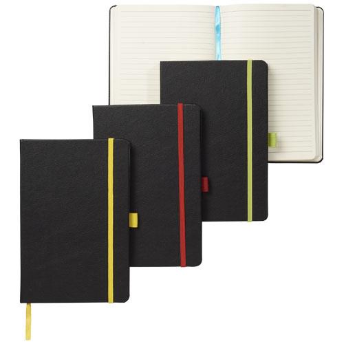 Notitieboekjes bedrukken Colour reveal A5 notitieboek geschikt voor lasergravure 10728000