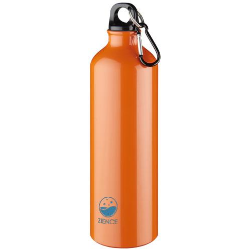 Waterflessen bedrukken Pacific 770 ml drinkfles met karabijnhaak 10029700