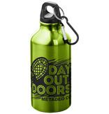 Bidons bedrukken Oregon 400 ml drinkfles met karabijnhaak 10000200