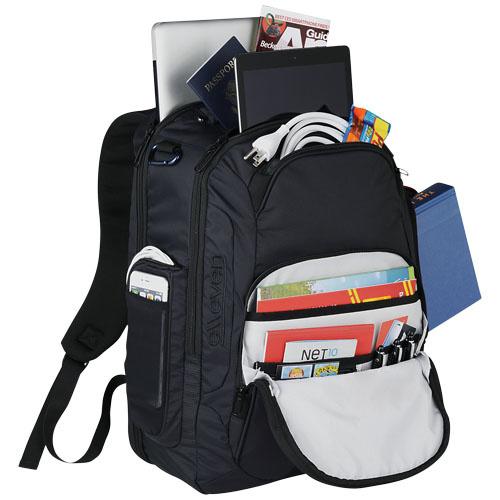 "Laptoptassen bedrukken Rutter 17"" laptop rugzak 12023000"