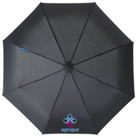 "Opvouwbare paraplu bedrukken Traveler 21.5"" 3 sectie automatische paraplu 10906400"