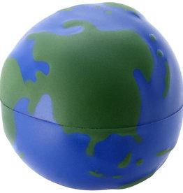 Anti-stress items bedrukken Anti stress wereldbol
