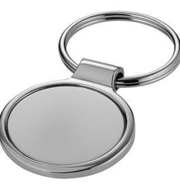 Sleutelhangers bedrukken Orlene ronde sleutelhanger