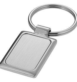 Sleutelhangers bedrukken Sergio vierkante sleutelhanger