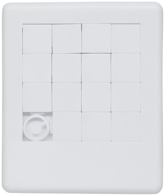 KINDERGESCHENKEN bedrukken Paulo vierkante schuifpuzzel 21011700
