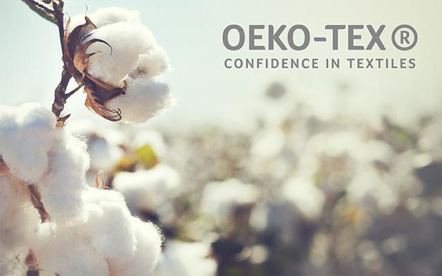 OEKO-TEX gecertificeerde katoenen tassen