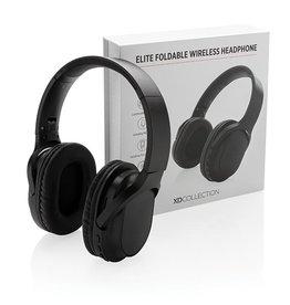 Hoofdtelefoons relatiegeschenk Elite opvouwbare draadloze hoofdtelefoon P329.131