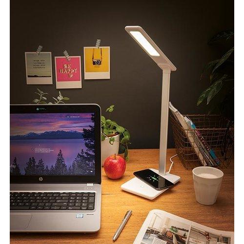 Opladers bedrukken 5W draadloos opladen bureau lamp P308.783 bedrukt