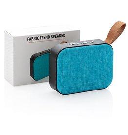 Speakers bedrukken Fabric trend draadloze 3W speaker P328.212