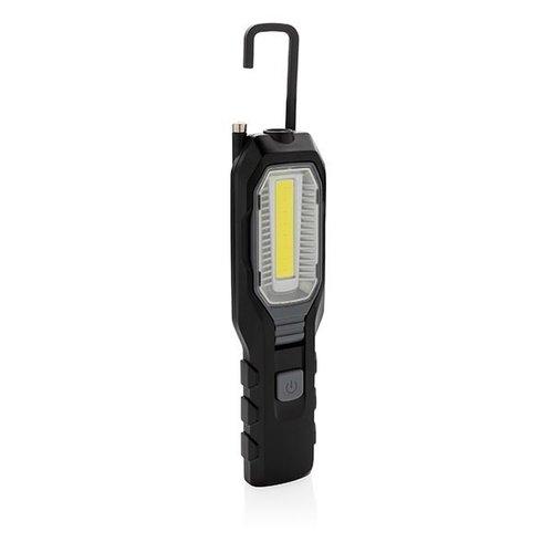Zaklampen bedrukken Heavy duty werklamp met COB P513.541 bedrukt