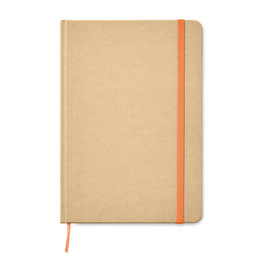 Recycled A5 notitieboek MO9684