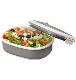 Broodtrommel relatiegeschenk Spiga voor magnetron geschikte lunchtrommel 750 ml 112550