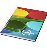 Notitieboekje bedrukken Wire-o A5 notitieboek hard cover